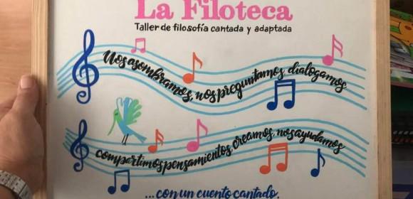 La Filoteca va  al Festival de las Capacidades de Arona.