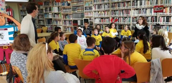 Memoria para el taller CEIP Jacaranda, 3º C