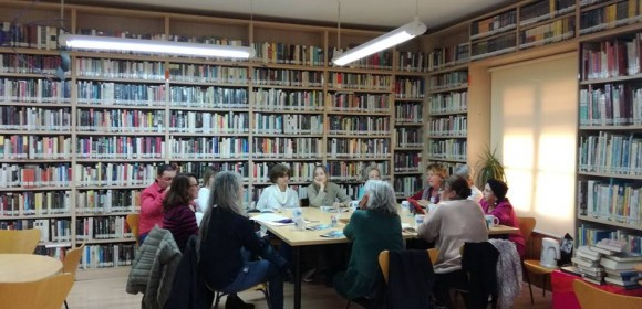 Memoria «Educación y Pensamiento». Biblioteca Benalmádena pueblo.
