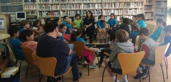 Acompañando a los niños y niñas del Ceip Jacaranda