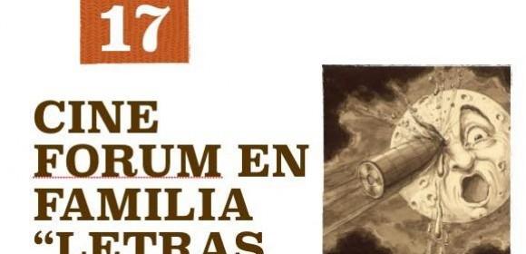 Cine Forum: La Invención de Hugo Cabret.