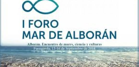 «Cianophilia Mar» en el I Foro del Mar Alborán.