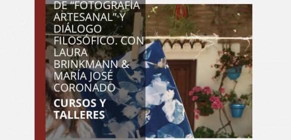 Taller de fotografía artesanal + Diáologo filosófico