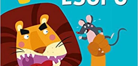 Mi Bebeteca, cuentos a gatas: El León y el Ratón