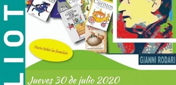 CELEBRACIÓN DEL CENTENARIO DE ¡RODARI!