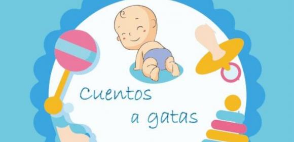Mi Bebeteca, Cuentos a Gatas. Octubre, 2020.